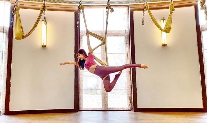 Ariel Yoga
