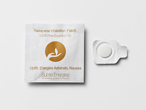 Rasayana Inhalation Patch (10per/box)