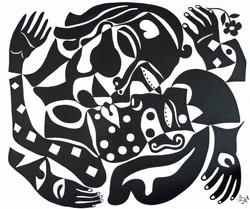 The Kiss - Modern Art - Paul White (Full)