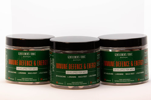 Immune Defence & Energy