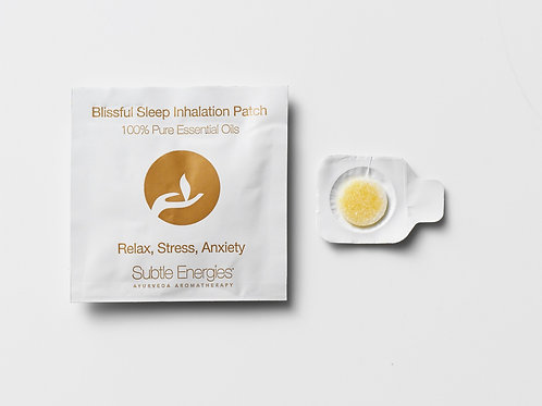 Blissful Sleep Inhalation Patch (10per/box)