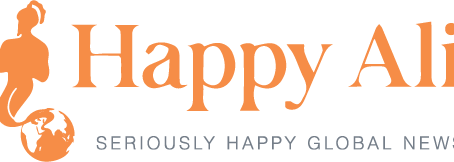 The 'Happy Ali' - Positive News Network Launches !