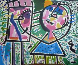 Shut Up and Dance - Modern Art Paul White (Full)