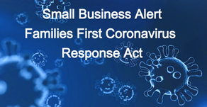 Small Business Alert—Families First Coronavirus Response Act, by Matthew Nee