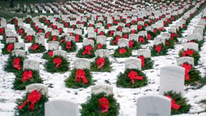 Wreaths Across America by Kevin Diehl