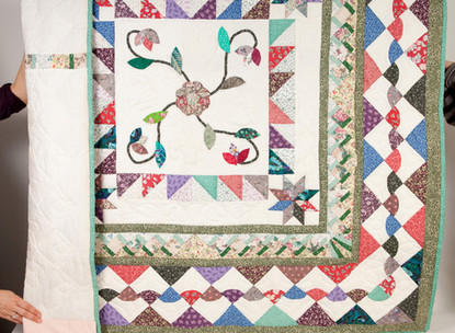 Quilt Show Scheduled