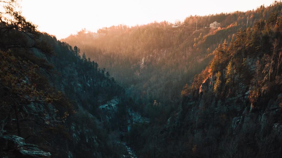 Tallulah Gorge, GA