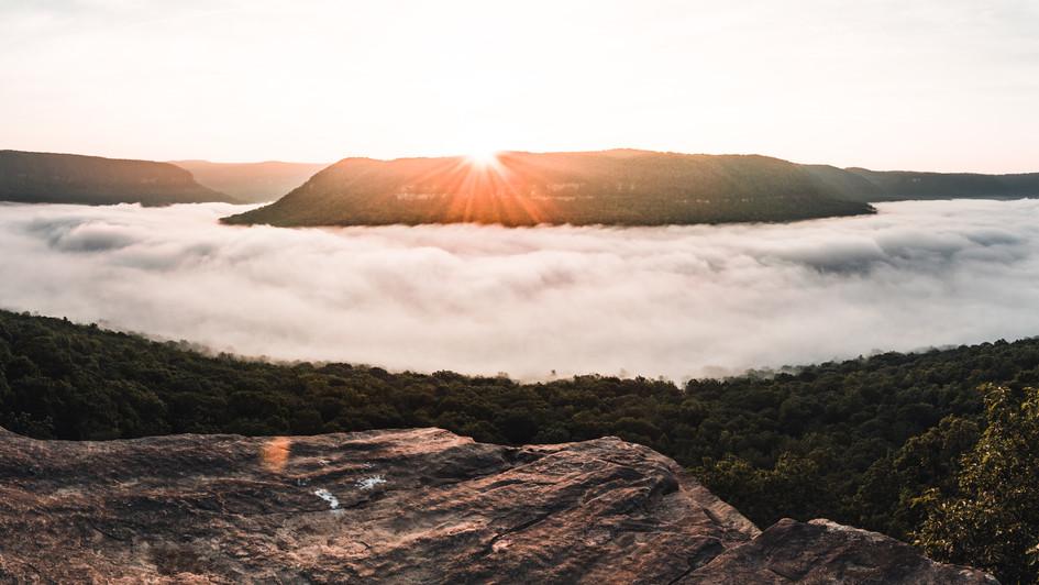 Snoopers Rock, TN