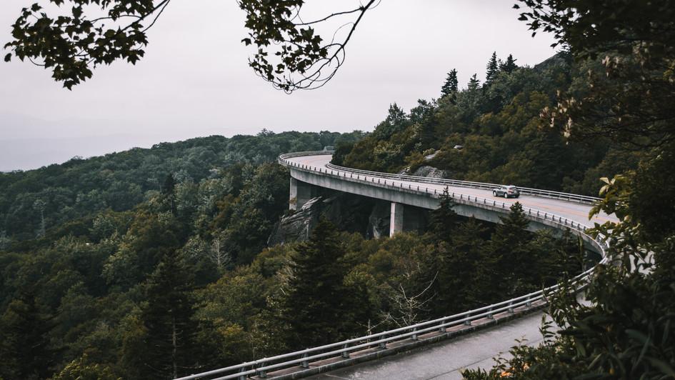 Linn Cove Viaduct, NC