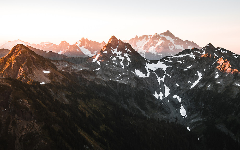 North Cascades, WA