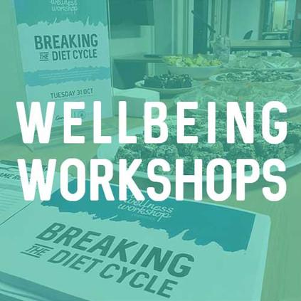 Wellbeing Workshops