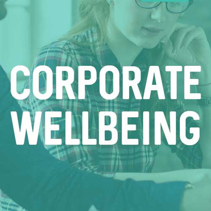 Corporate Wellbeing Talks