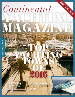 Continential Yachting Magazine