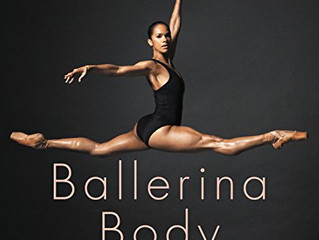 Book Review: Misty Copeland's 'The Ballerina Body'.