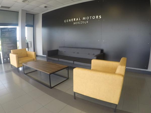 Planta General Motors