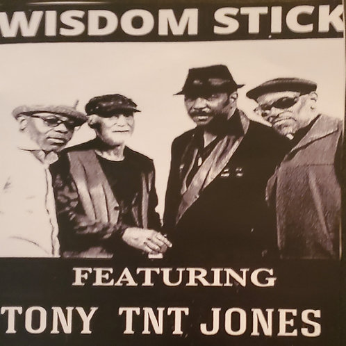 Wisdom Stick - Audio Single