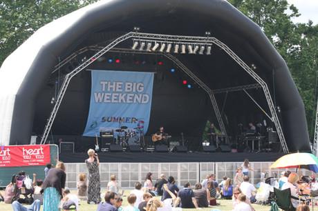 Cambridge Big Weekend 2015