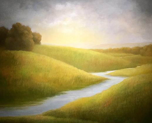Hillside Stream