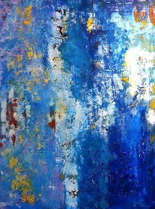 Dancing in Blue