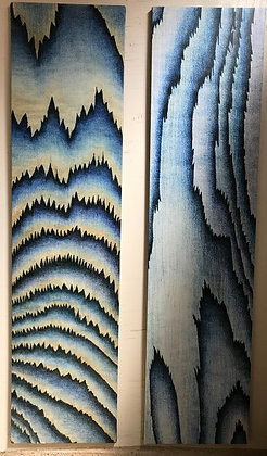 Woodgrain Giclee
