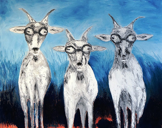 Goats in Goggles