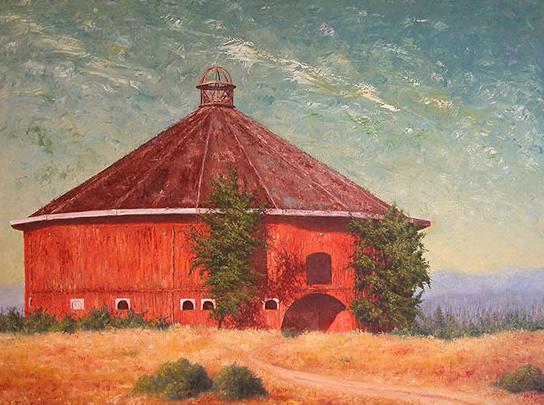 Round Barn II