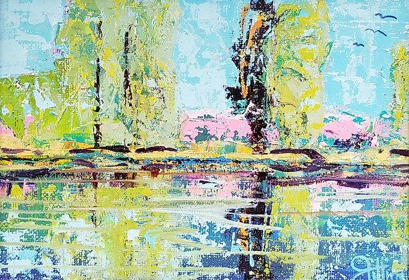 Vineyard Pond