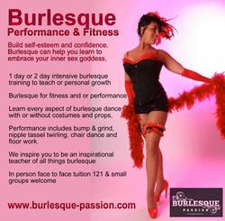 Burlesque Promotion