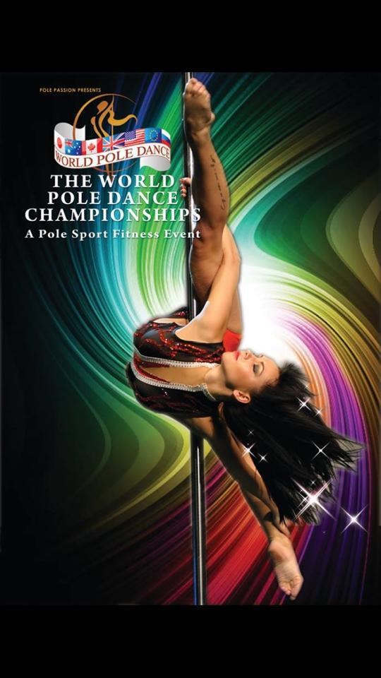 Worldpoledance 2014
