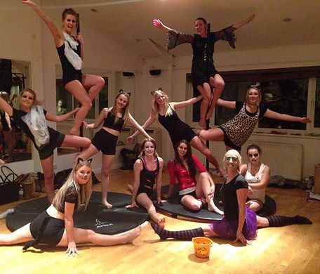 Oxted Pole Fitness Class