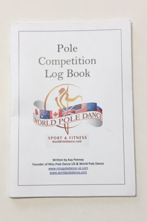 Pole Competition Log Book