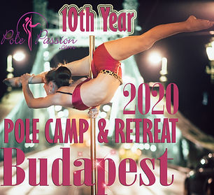 Pole Passion Budapest Retreat 2020 Socia