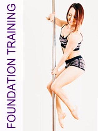 Budapest 2021 - Foundation Pole Instructor Training inc Accomodation