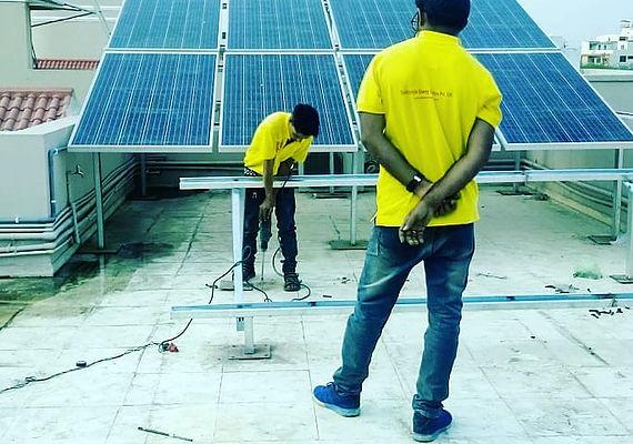 Shaktisteller Energy Solutions