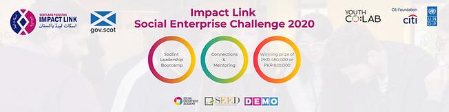 Impact Link Social Enterprise Challenge