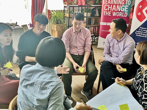 Scotland: China Impact Link fellows take part in Enterprising Leadership programme in Beijing