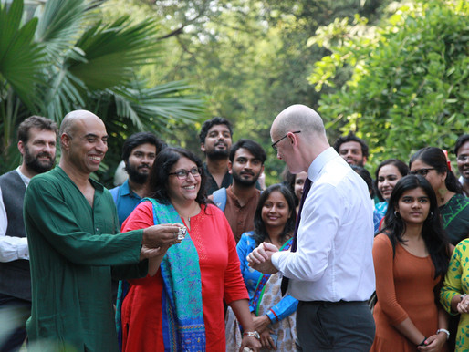 Scotland:India Impact Link Launched by Deputy First Minister John Swinney