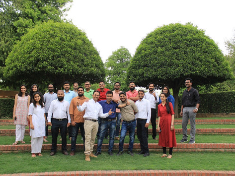 Scotland: India Impact Link – Round 2 fellows and finalists come together at leadership programme