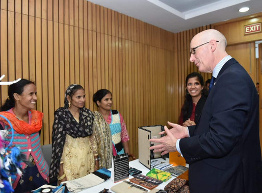 Round 2 of Impact Link launches in India to continue support for social entrepreneurs