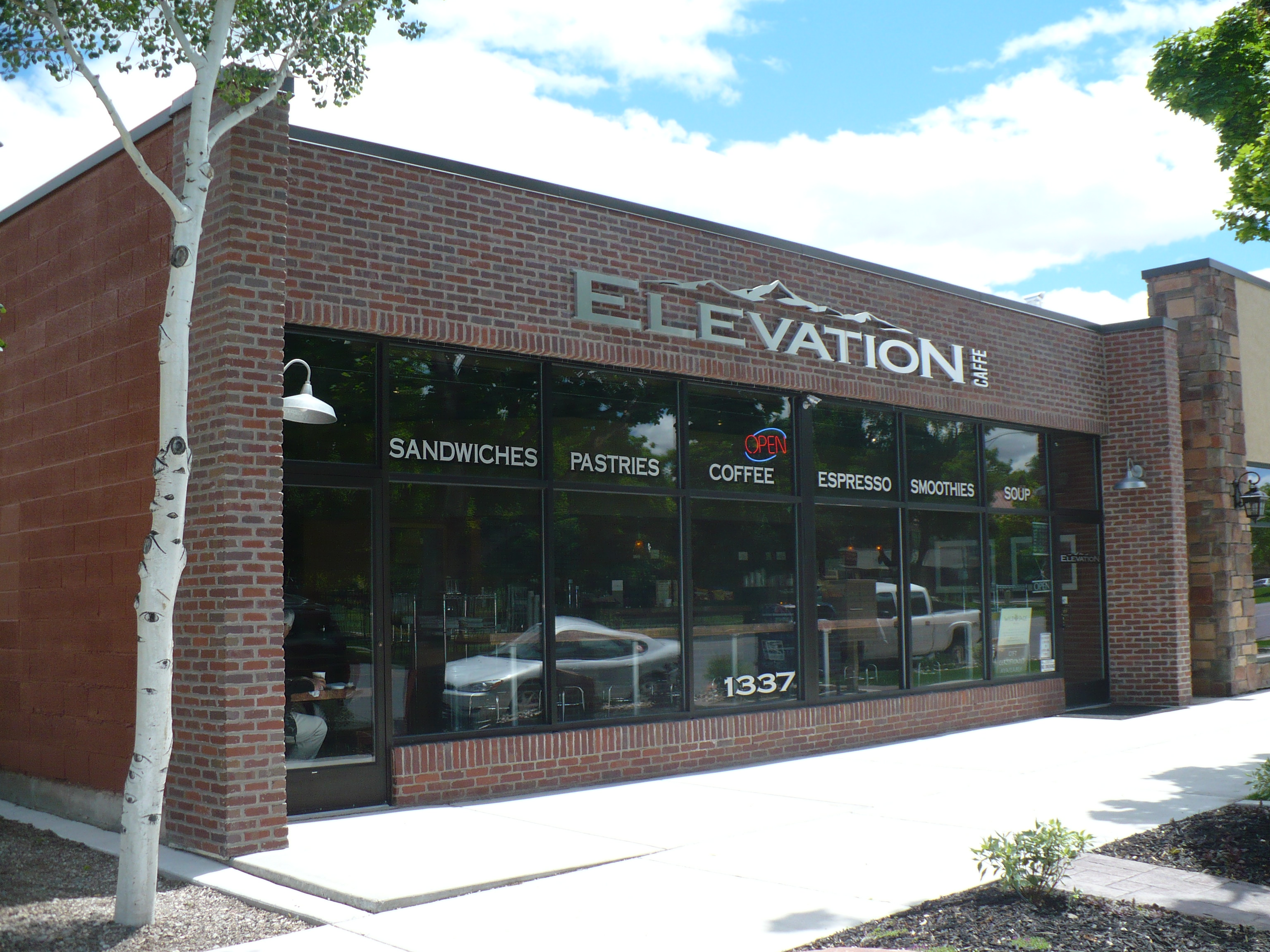 Elevation Cafe
