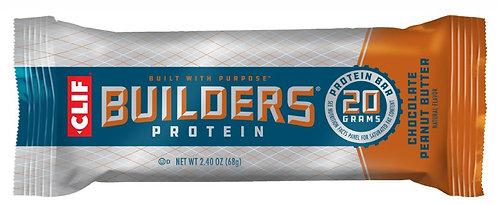 CLIF Bar Builders Protein Box 12 stuks