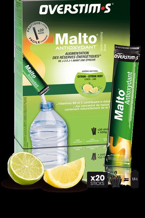 Overstims Malto Antioxidant sticks citron-citron vert