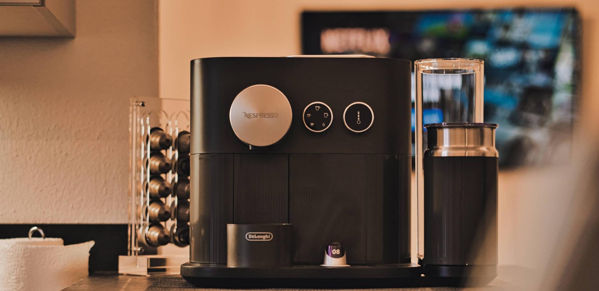 Einen Kaffee bitte!