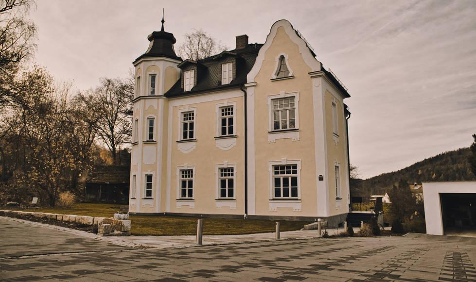 Villa Neidstein Außenansicht