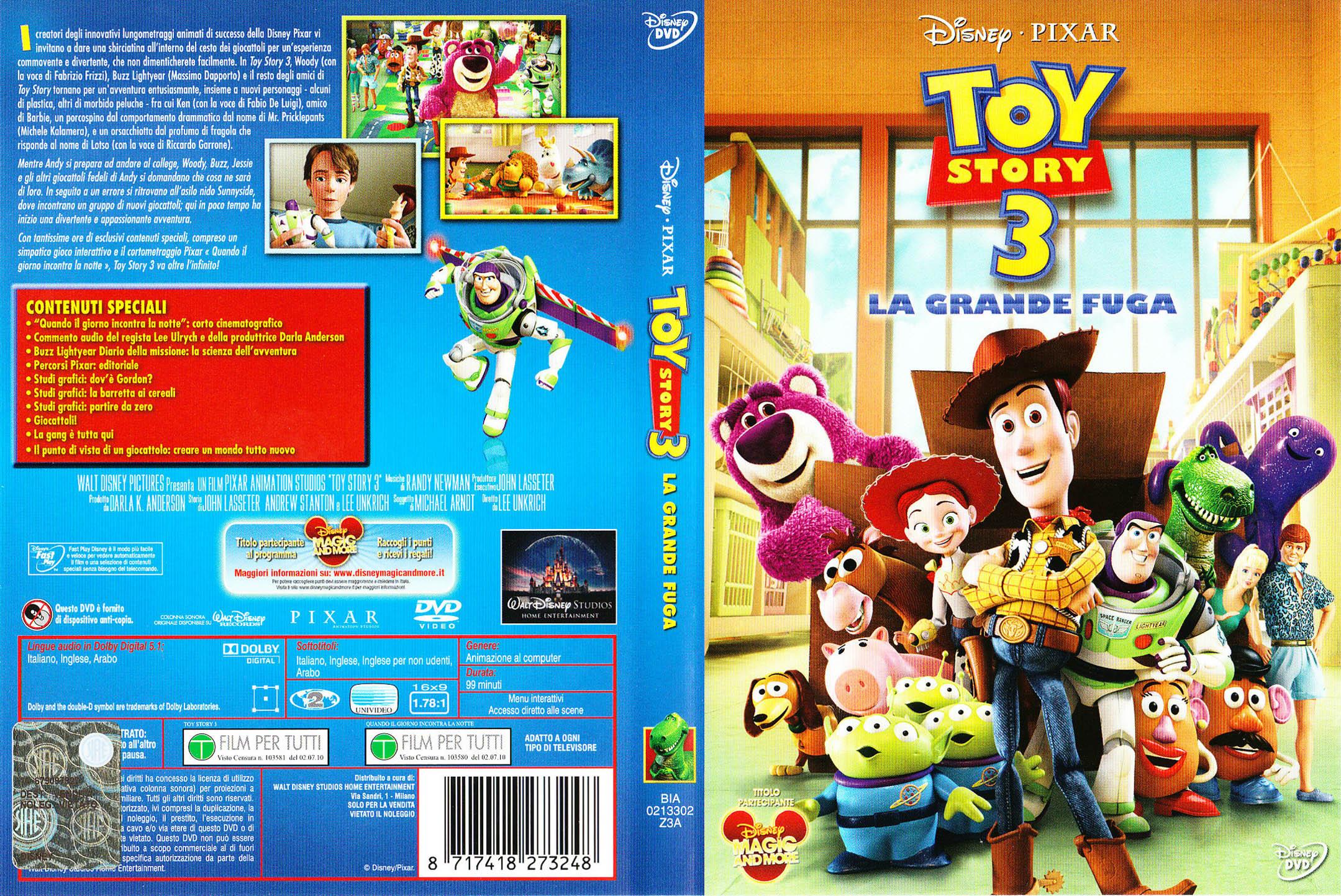 Disney Pixar Toy Story 4 vero Chiacchierone-REX