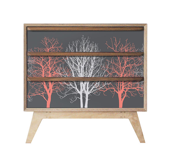 'Trees' Chest of Drawers