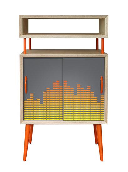 'Equalizer' Music Cabinet