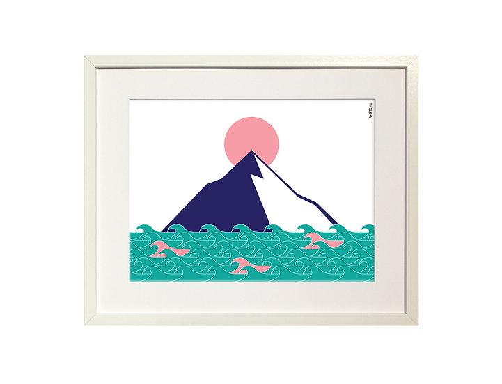 'Iceberg' Limited Edition Print