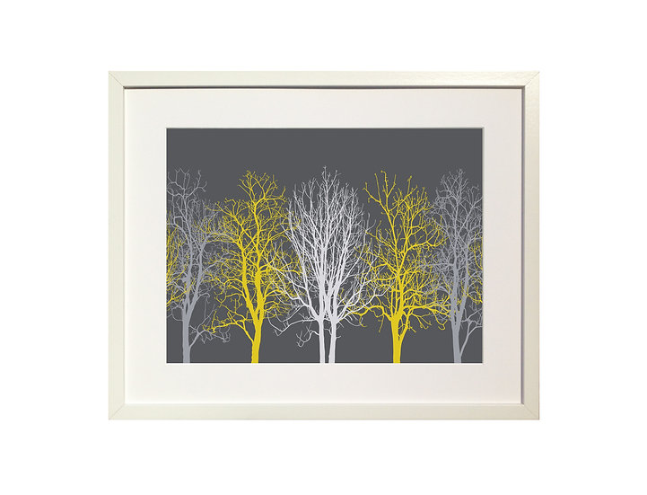 'Trees' Limited Edition Print