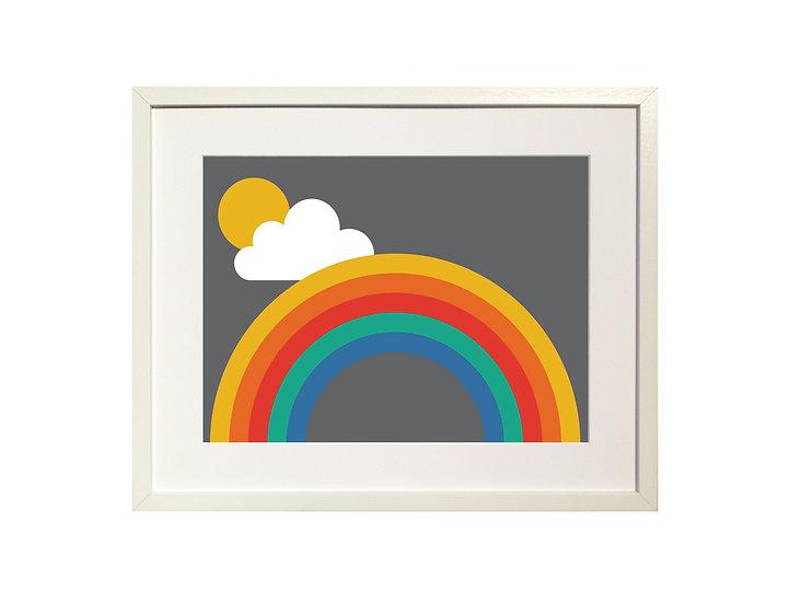 'Rainbow' Limited Edition Print